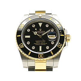 Rolex Submariner 116613GLN 40mm Mens Watch