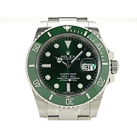 Rolex Submariner Date 116610LV 40mm Mens Watch