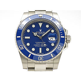 Rolex Submariner date 116619LB(G) 40mm Mens Watch