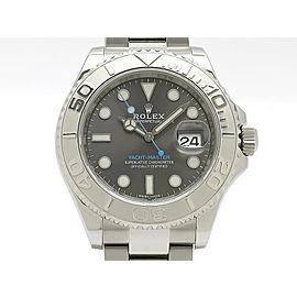 Rolex Yachtmaster Dark 116622(Random) 40mm Mens Watch