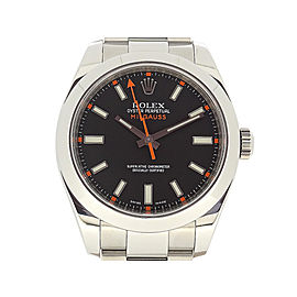 Rolex Milgauss 116400(V) 40mm Mens Watch