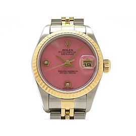 Rolex Datejust 79173 2BR(P) 25mm Womens Watch