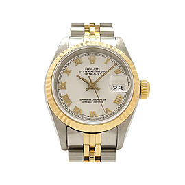 Rolex Datejust 69173(E) 25mm Womens Watch