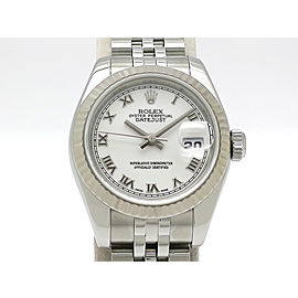 Rolex Datejust 179174(D) 26mm Womens Watch