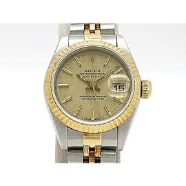 Rolex Datejust 69173(W) 25mm Womens Watch