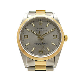Rolex Oyster Perpetual 14203M(A) 34mm Mens Watch