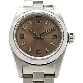 Rolex Oyster Perpetual 76080(A) 25mm Womens Watch