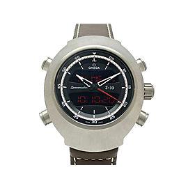Omega Speedmaster Spacemaster 325.92.43.79.01.001 43mm Mens Watch