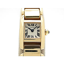 Cartier TanXim SMsize W650018H H25mm_W16mm Womens Watch