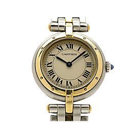Cartier Vendome W31049M7 35mm Mens Watch