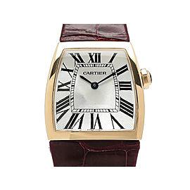 Cartier La Dona W6400256 28.0_28.0mm Mens Watch