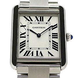 Cartier Tank W5200014 H34mm_W27mm Mens Watch