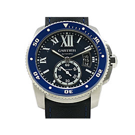 Cartier Calibre De Cartier Diver WSCA0010 Mens Watch