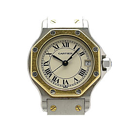 Cartier Santos OctagonSmsize 22mm Womens Watch