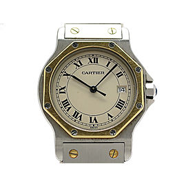 Cartier Santos Octagon 22mm Unisex Watch