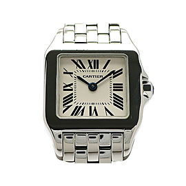 Cartier Santos Demoiselle W25064Z5 H28mm_W21mm Womens Watch