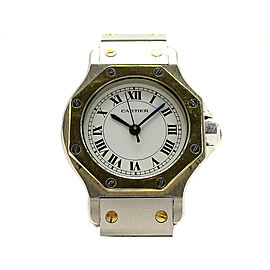 Cartier Santos Octagon 22mm Womens Watch