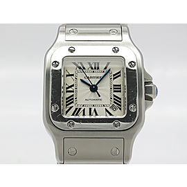 Cartier Santos Garve SMsize W20054D6 Womens Watch