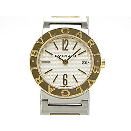 Bulgari BulgariBulgari BB26WSGD/N 26mm Womens Watch