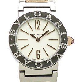 Bulgari BBL26WSSPG 26mm Womens Watch