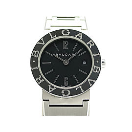 Bulgari BulgariBulgari26 BB26Stainless SteelD 26mm Womens Watch