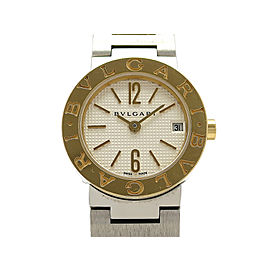Bulgari Bulgari Bulgari23 BB23WSGD/N 18k Yellow Gold/Stainless Steel 23mm Womens Watch