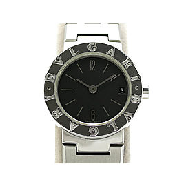 Bulgari BulgariBulgari23 BB23Stainless SteelD 23mm Womens Watch