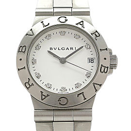 Bulgari Diagono Sport LCV29S 29mm Womens Watch