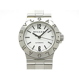 Bulgari Diagono Sports LCV29S 29mm Womens Watch