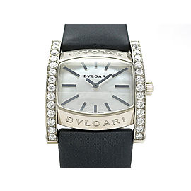 Bulgari AStainless Steel ioma AAW36D1WL 26mm Womens Watch