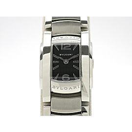 Bulgari AStainless Steel ioma26 AA26BStainless Steel Womens Watch
