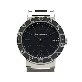 Bulgari Bvlgari BB38SSD 38mm Mens Watch