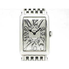Franck Muller Long Island Relief 902QZ REL H32mm_w23mm Womens Watch
