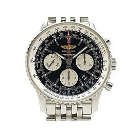 Breitling Navi Timer 01 Chronograph A022B01NP 43mm Mens Watch