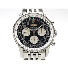 Breitling Navi Timer 01 Chronograph A022B02NP 43mm Mens Watch