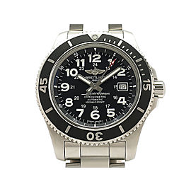 Breitling Superocean2 44 Automatic A192B68PSS 42mm Mens Watch