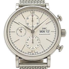 IWC Portofino IW391009 42mm Mens Watch
