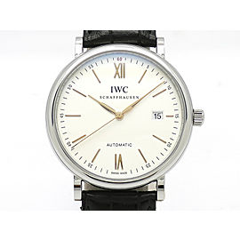 IWC Portofino IW356517 40mm Mens Watch