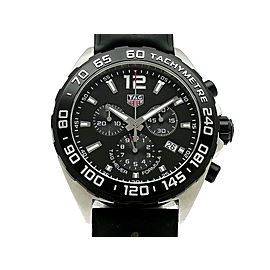 Tag Heuer Formula 1 CAZ1010.BA0842 43mm Mens Watch