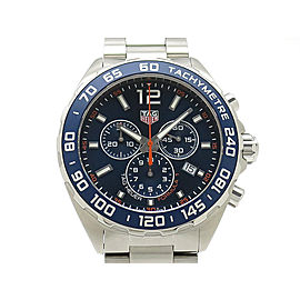 Tag Heuer Formula 1 Chronograph CAZ1014.WAY5806 43mm Mens Watch