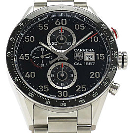 Tag Heuer Carrera CAR2A10.BA0799 43mm Mens Watch