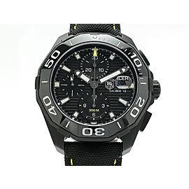 Tag Heuer Aquaracer Caliber16 CAY218A 43mm Mens Watch