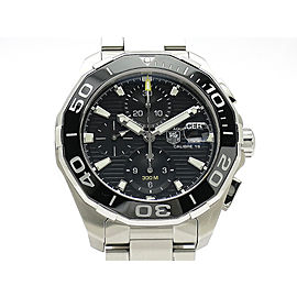 Tag Heuer Aquaracer CAY211A.BA0927 43mm Mens Watch