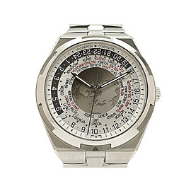 Vacheron Constantin Overseas World Time 7700V/110A-B129 43mm Mens Watch