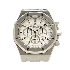 Audemars Piguet Royal Oak Chronograph 26320ST.00.1220ST.02 41mm Mens Watch