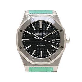 Audemars Piguet Royal Oak 15400ST.OO.1220ST.01.A Stainless Steel 41mm Mens Watch