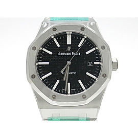 Audemars Piguet Royal Oak 15400ST.OO.1220ST.01.A 41mm Mens Watch