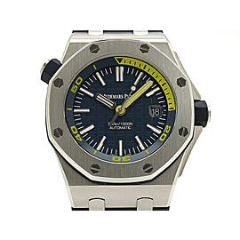 Audemars Piguet Royal Oak Offshore Diver 15710ST.OO.A027CA.01 42mm Mens Watch