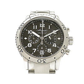 Breguet Transatlantique Type XXI 3810ST/92/SZ9 42mm Mens Watch