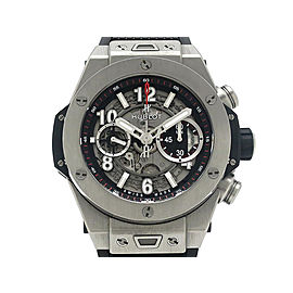 Hublot Big Bang Unico Titanium 411.NX.1170.RX 45mm Mens Watch